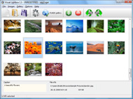 How To Save Photos To Flick Flickr Badge For Blogger