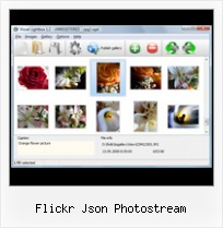 Flickr Json Photostream Lightbox With Flickr Directory