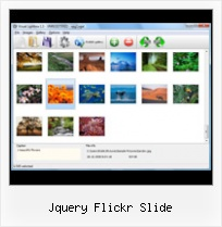 Jquery Flickr Slide Embed Flickr Group